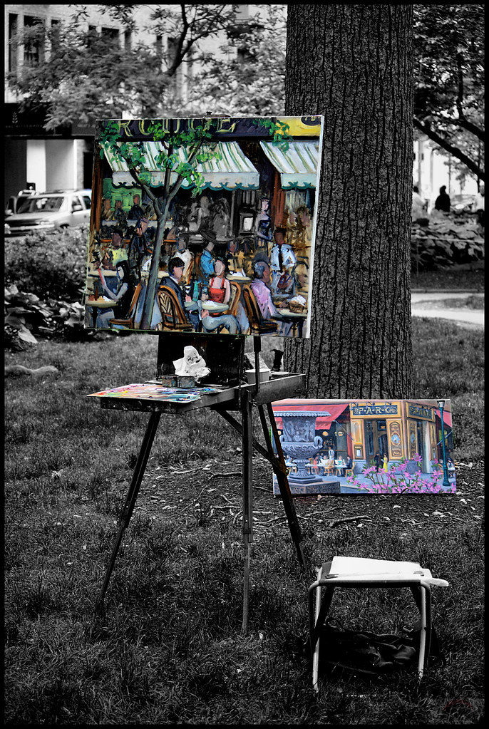 Imitation of Life by UrbanPerspectiV