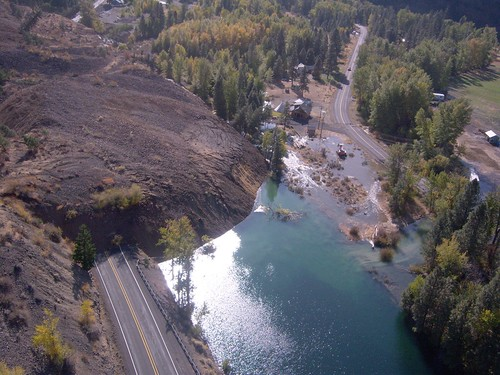 SR 410 Nile Valley Landslide (west of Naches) | by WSDOT