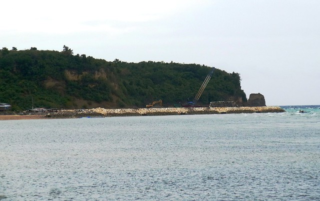 New Maya port