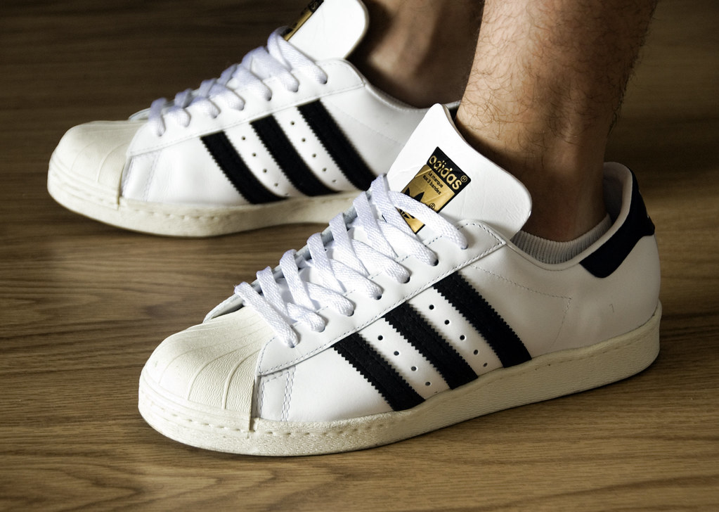 393175727ad0 ... Adidas Superstar 80 s from WDYWT