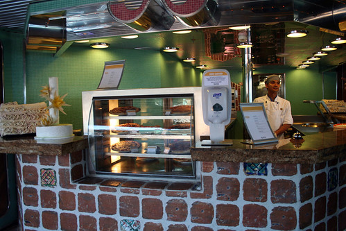 24-Hour Pizza Station on Lido Deck (Carnival Splendor) | by Miss Shari