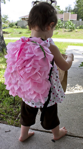 Petal Bag How To   by ohsohappytogether