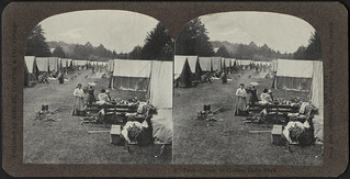 Tent-camp in Golden Gate Park | by Boston Public Library