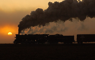 Steam at Sunrise | by CSXT 700