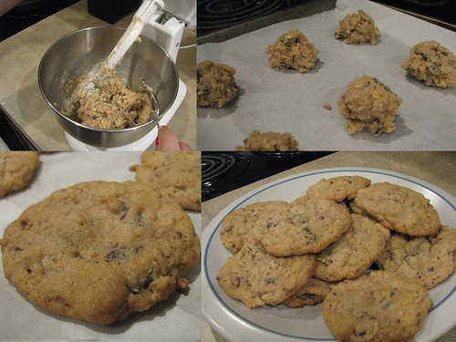Domestic Ambitions makes Sheila's cookies. | by a.meadowlark