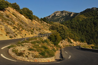 Mountain Switchback | by goingslowly