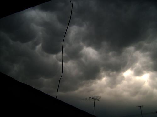 Rain now