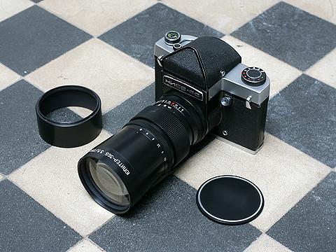 b3e6762b4b6 Jupiter-36B (3,5/250mm) @ Kiev 6C | Siim Vahur | Flickr