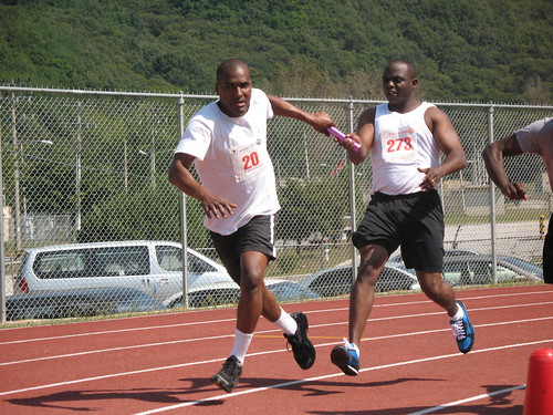 Area III Athletes Run, Throw, Hurdle to Top of Competition | by USAG-Humphreys