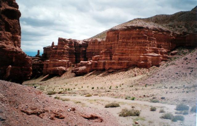 Canyon de Charyn ( Kazakhstan )