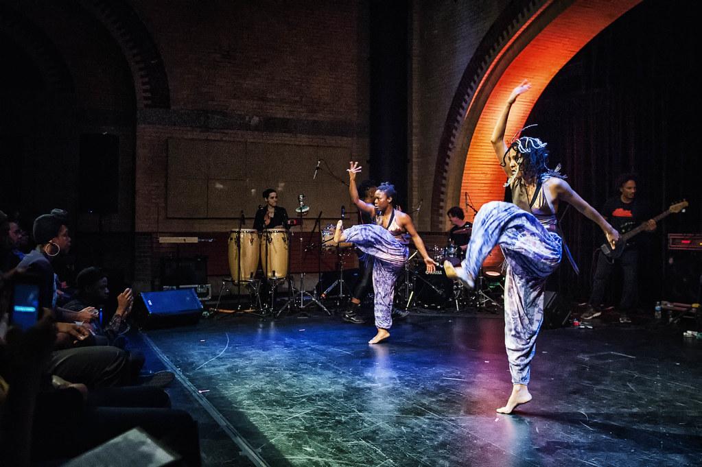 Tamar kali- Demon Fruit Blues Harlem Stage (Wed 2 22 17)_F