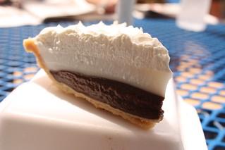 Chocolate haupia pie | by chunatown