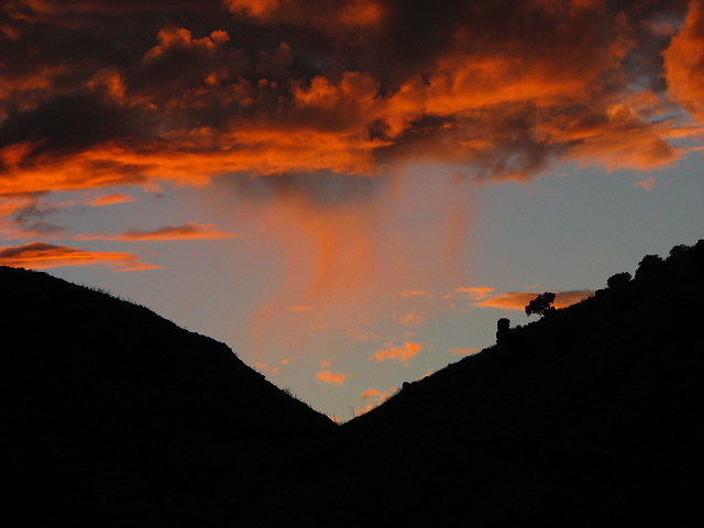 Molino Basin Sunset