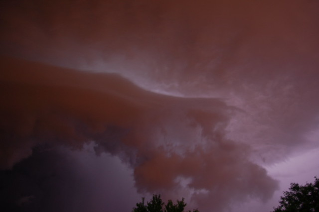 06-18-09 Late Night Supercell - Round 1