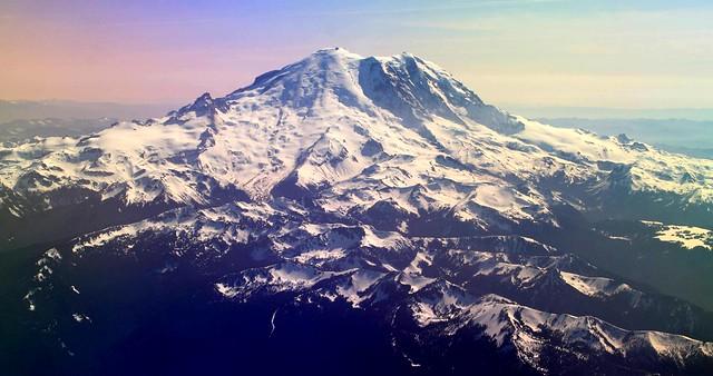 Mt. Rainier - my all time favorite mountain