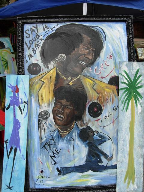 homage to James Brown