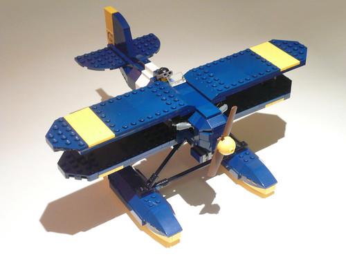 Curtiss Seaplane 04
