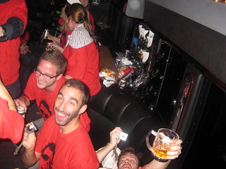 Will McD's 30th Bday = PARTY BUS!!!  (notice McD taking pics while lying on the floor - ha!) | by dpstyles™