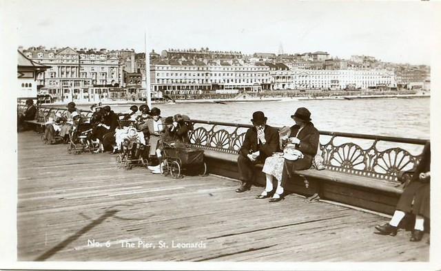 St. Leonards Pier