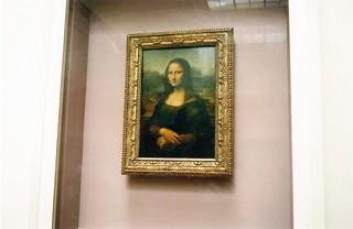 Mona Lisa, Musee du Louvre, Paris | by jivedanson