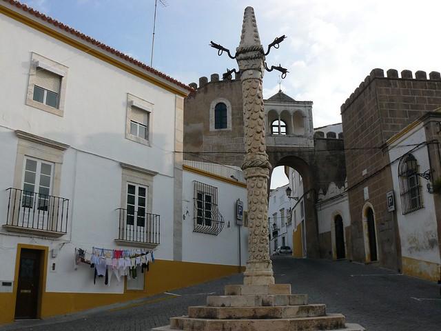Picota de Elvás (Alentejo, Portugal)
