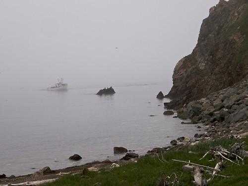 sea canada green water geotagged boat rocks novascotia maritime gps oceanshore 120600mmf2840 maperture