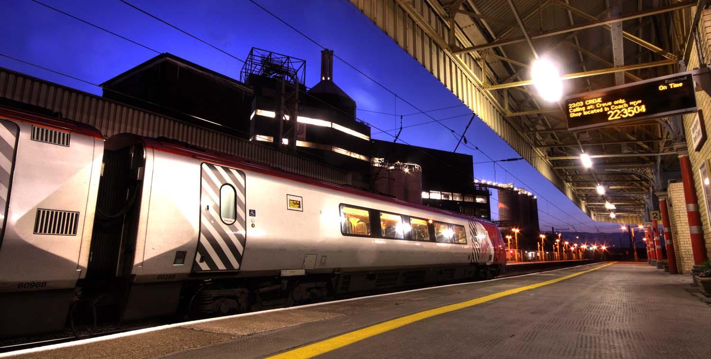 Warrington,Bank Quay,West Coast Mainline,Cheshire,UK,Tony,Smith,TonySmith,dusk,night,shot,nightshot,evening,rail,railway,station,west,coast,mainline,virgin,voyager,pendo,pendolino,tilting,train,trains,platform,indicator,bank,quey,quay,Beardy,Branson,Branston,Richard,365days,www.thewdcc.org.uk,thewdcc.org.uk,wdcc.org.uk,society,District,Camera,club,photographic,photography,SLR,DSLR,group,GYCA,Bellhouse,bellhouse Club,HDR,high dynamic range,noche,nuit,hotpix!,pictures,photos,photographs,images