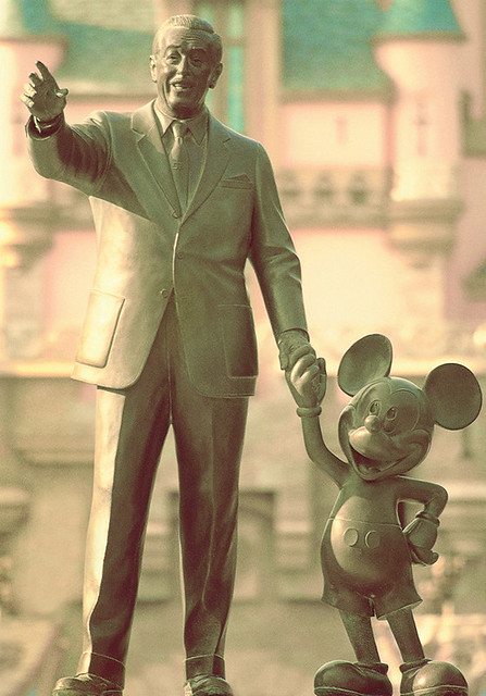 daily disney - and if you follow me son...