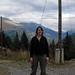 Ellie on the Col Du Telegraphe by Pretre