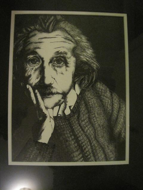 Einstein from Apple