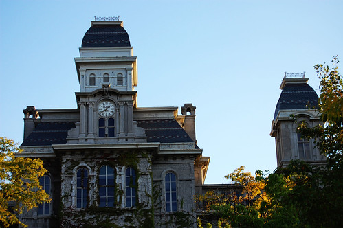 Syracuse Hall of Languages