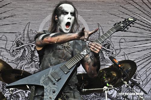 Behemoth | Mayhem Fest | Hartford, CT | by Victoria Morse | VICTORIAMORSE.NET