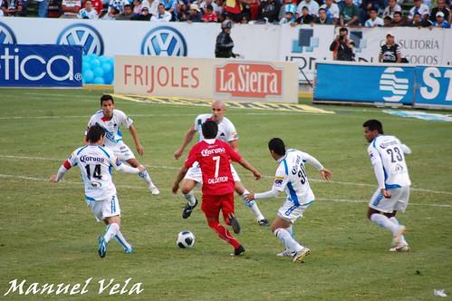 DSC_0146 Toluca demostró superioridad derrotando2-0 al Puebla FC por LAE Manuel Vela
