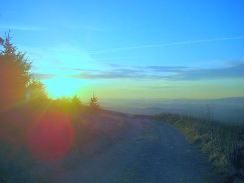 sunrise vacreepertrail whitetopmtn