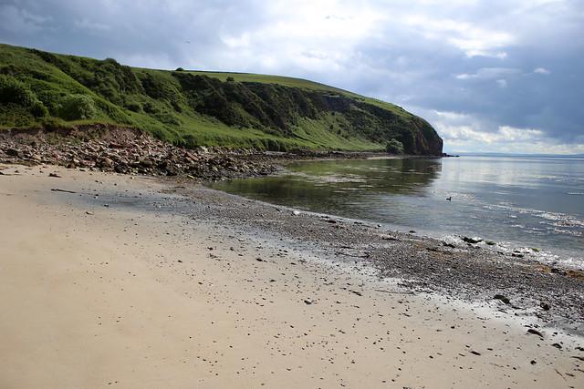 The beach at Nigg