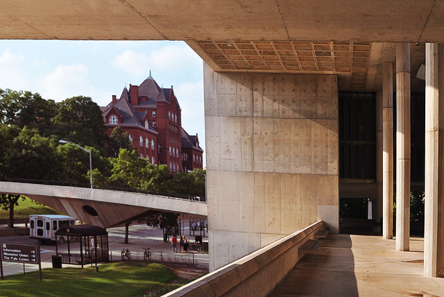 Science Hall And Humanities Buildings >> Science Hall And The Humanities Building What S In A Na Flickr