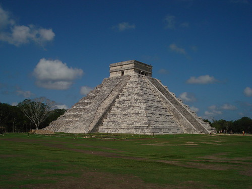 Piramide Chichen-Itza