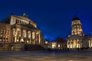 Französische Dom und Konzerthaus   by Joaaso
