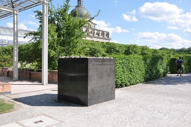 White Rose memorial, Munich