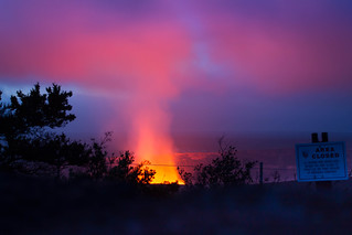 Volcano glow | by scohoust