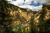 Grand Canyon of the Yellowstone, foto: Karel Janů
