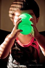 偶的大绿鼻子
