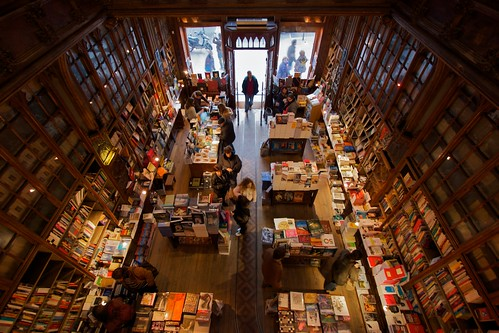 Bookstore   by Natalia Romay Photography