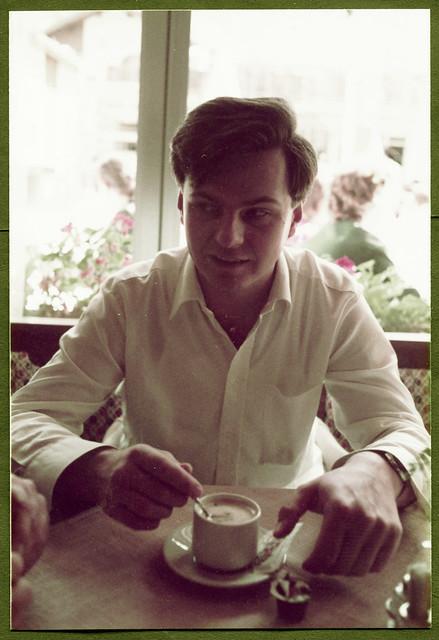 K990 Kaffeepause in Samnaun, 1984