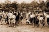 Das Handballspiel löste eine Welle der Begeisterung aus, vor allem nach der Gründung der Deutschen Jugend.