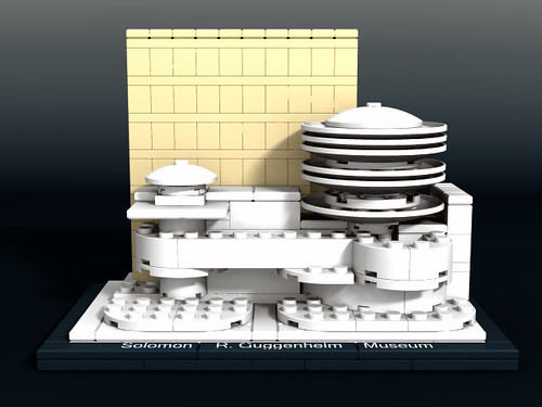 21004 Guggenheim Museum   by SafePit