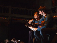 Kings of Convenience @ Paradiso
