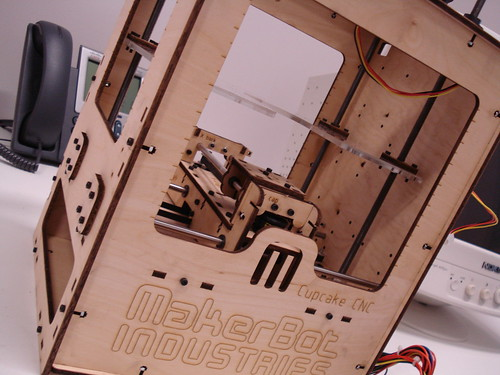 Makerbot | by batist.leman
