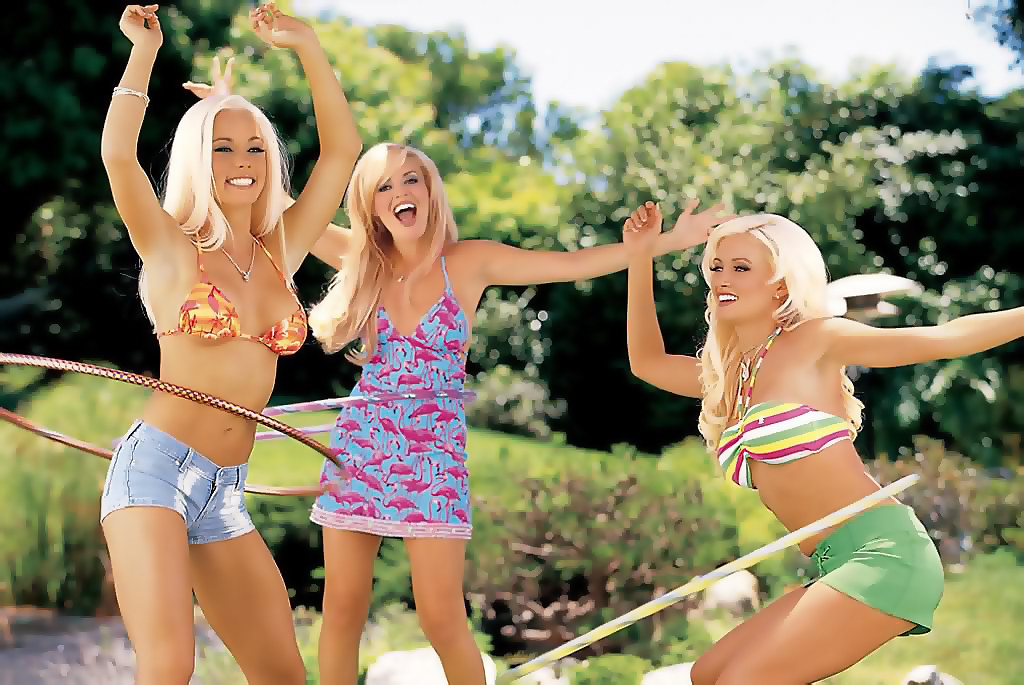 The Girls Next Door Playboy Mansion Koolpics3 Flickr