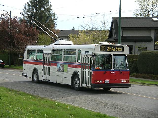 TL 2926 on #16 Arbutus